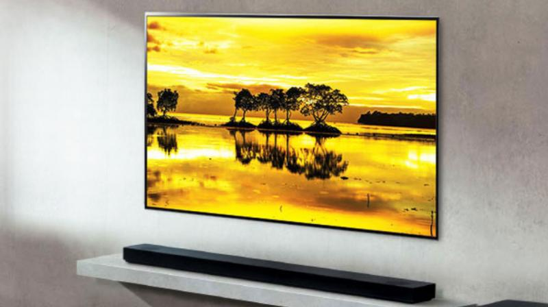 The design of the LG SM9000 is absolutely stunning and it can complement any home.