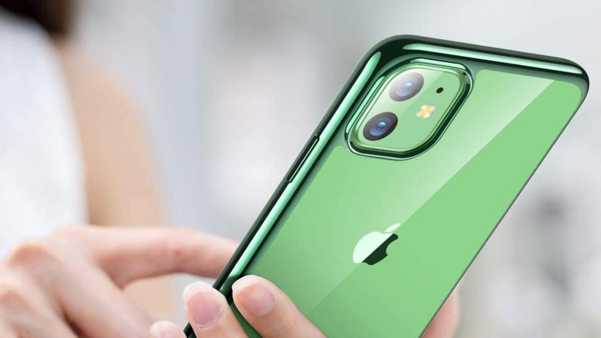 Bästa iPhone 11 Clear Cases 2020