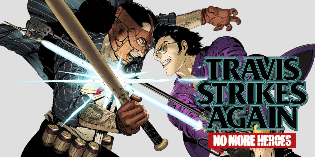 Travis Strikes Again: No More Heroes pops up on the eShop
