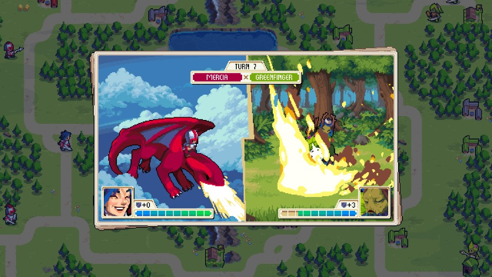Wargroove hints and tips - what to build and how to use it