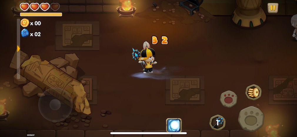The Arcade Rabbit review -