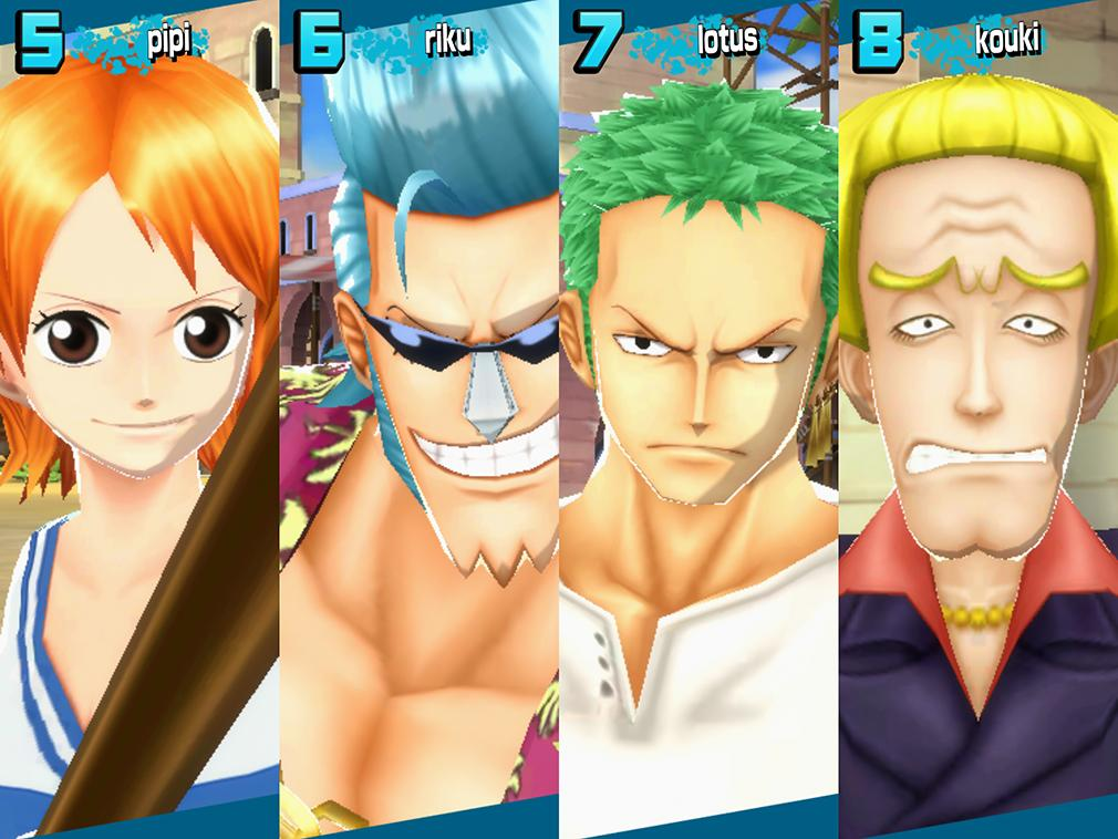 One Piece: Bounty Rush review -