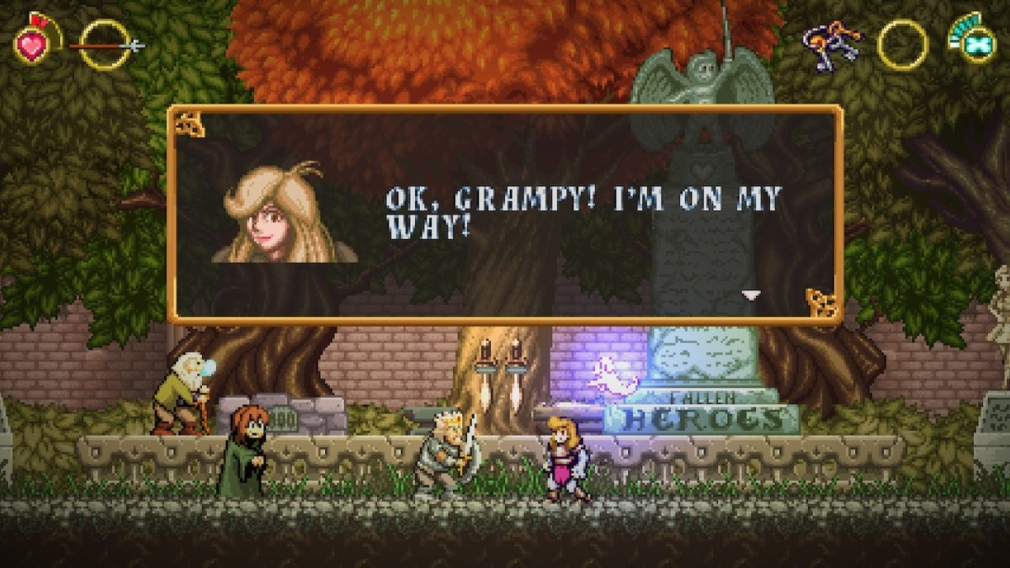 Battle Princess Madelyn review –