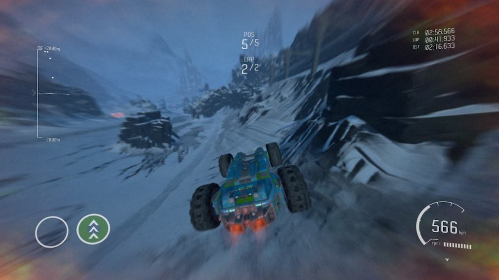 GRIP: Combat Racing Switch review -