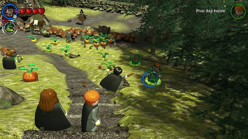 LEGO Harry Potter Collection Switch review -