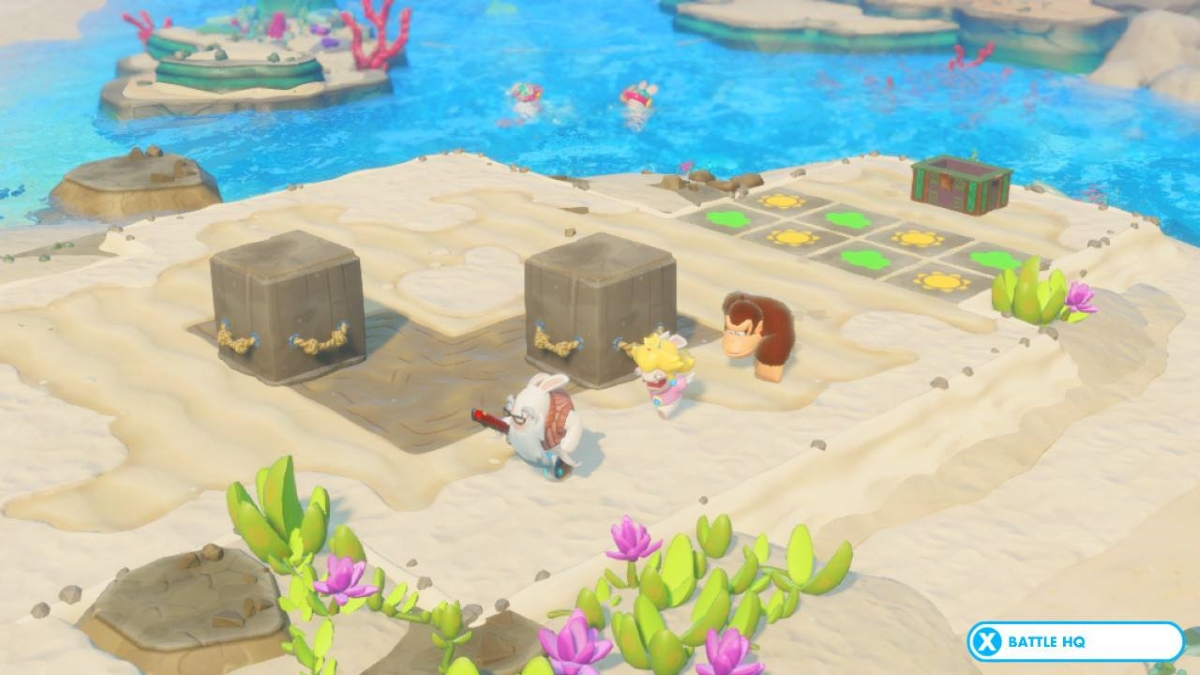 Mario + Rabbids Kingdom Battle: Donkey Kong Adventure DLC Switch review - A great, if lightweight, addition to the game