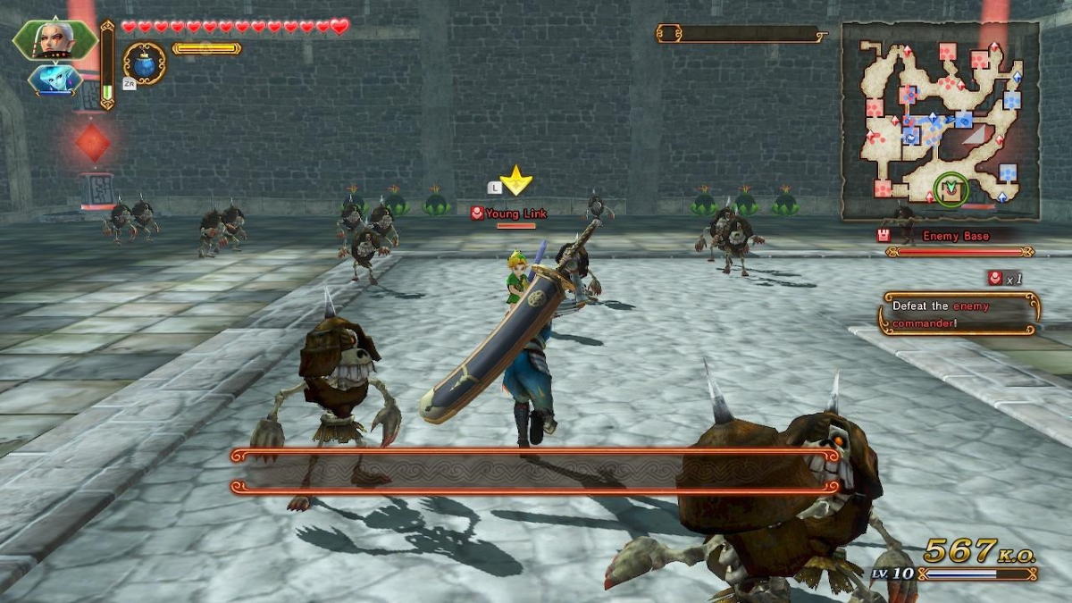 Hyrule Warriors: Definitive Edition Screenshot 2