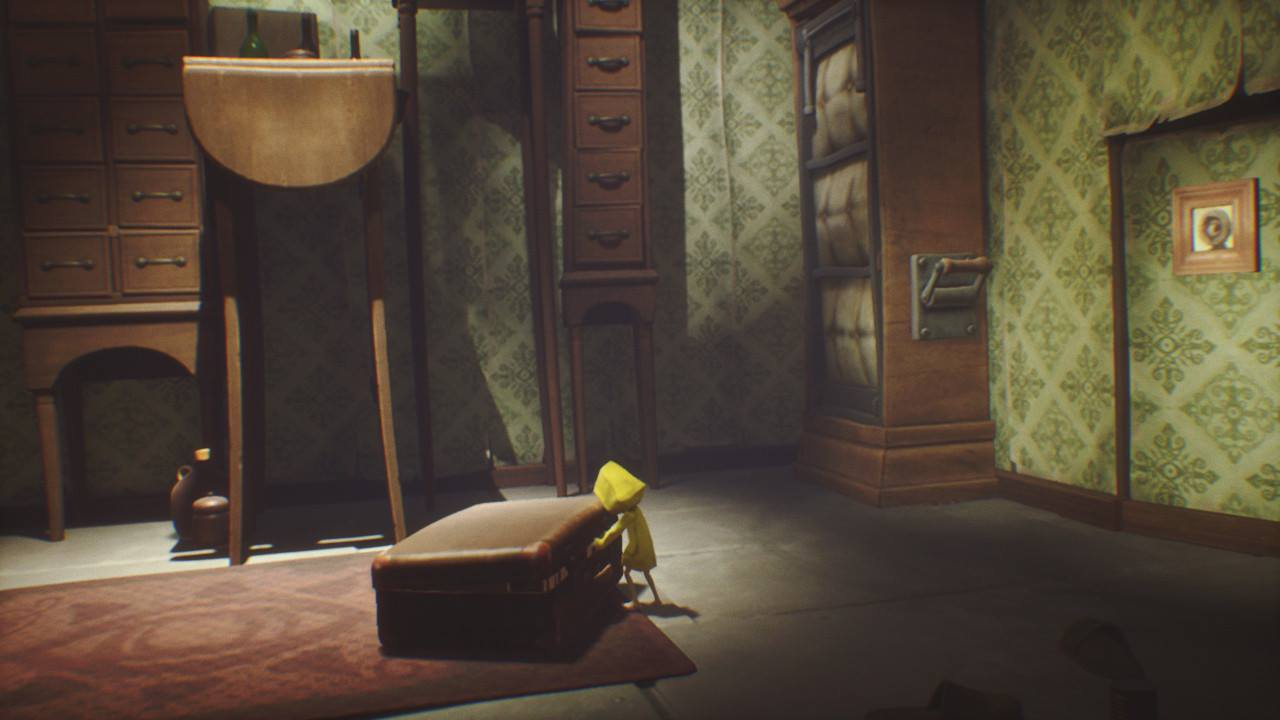 Little Nightmares Complete Edition Switch review - The perfect horror game for the platform?