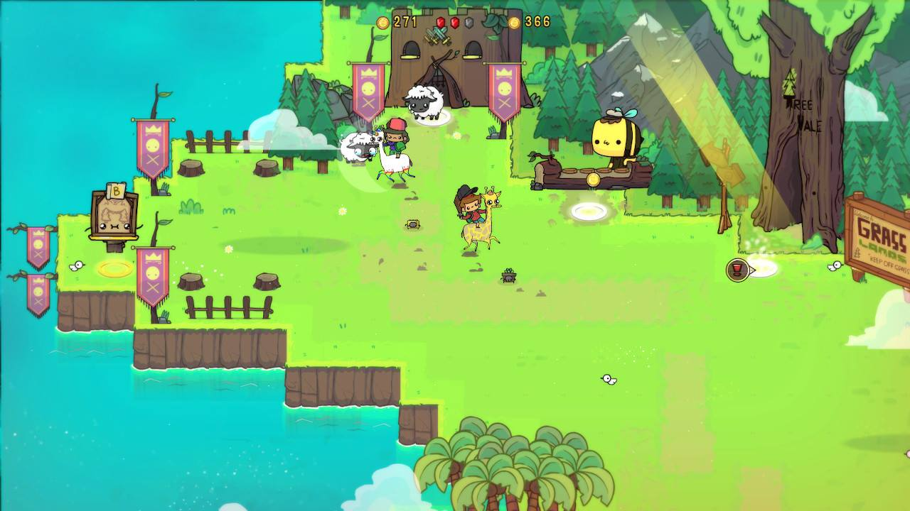 The Adventure Pals Switch review - A genuinely fun adventure both solo and with a pal