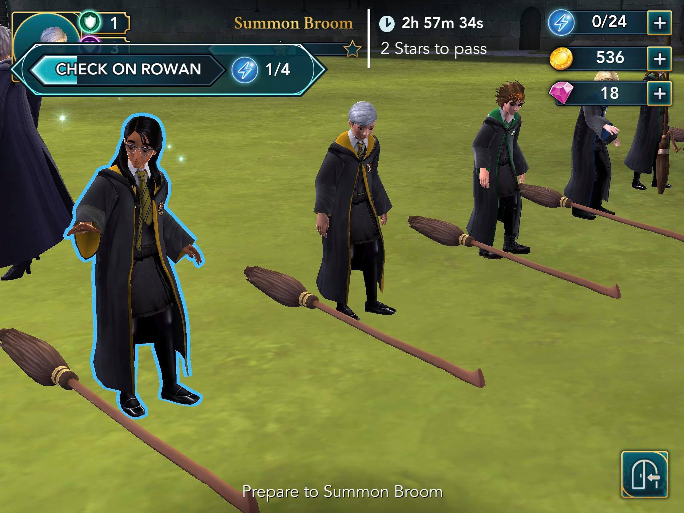 Harry Potter: Hogwarts Mystery review - Not the magical adventure you were expecting