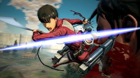 Attack on Titan 2 review - A massive adventure that gets a little too repetitive