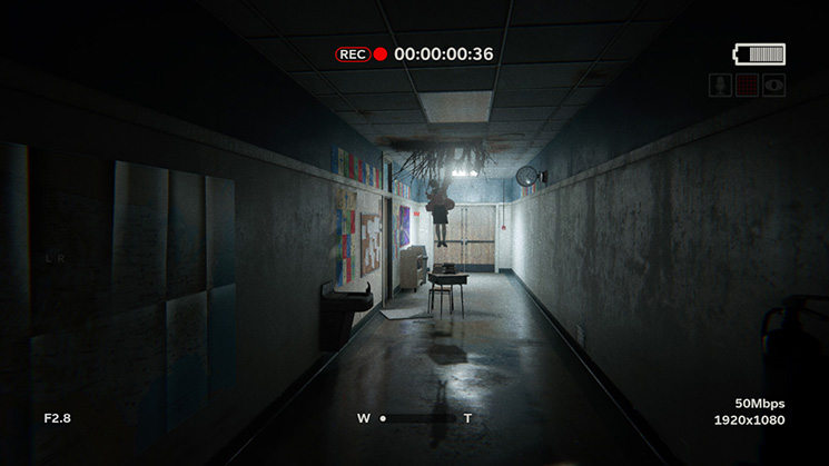 Outlast 2 Switch review - A stunning horror game that