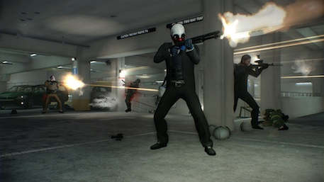 Payday 2 Switch skärmdump 2
