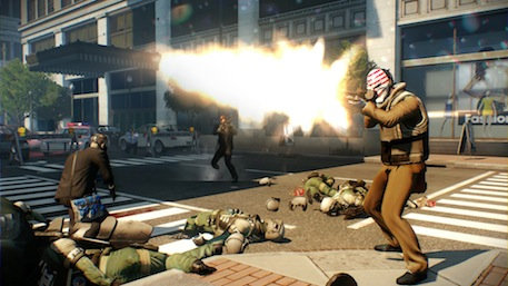 Payday 2 Switch review - An interesting shooter with a lot of handheld problems