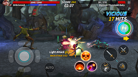 ChronoBlade review - A side-scrolling brawler that lacks finesse but still packs a punch