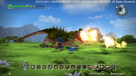 Dragon Quest Builders Switch review - Another must-have game for the Nintendo Switch