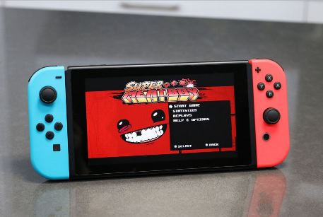 Super Meat Boy is coming to the Nintendo Switch