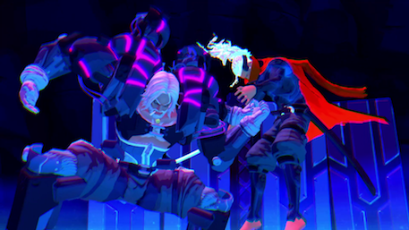 Furi Switch review - A thrilling and stylish boss rush game that isn