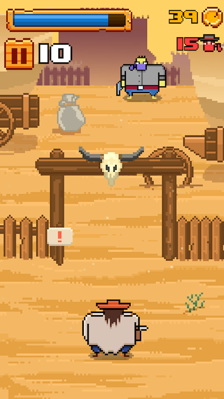 Timber West review - An arcade shooter that doesn