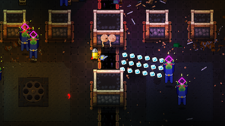Enter the Gungeon Nintendo Switch review - A fine addition to Nintendo