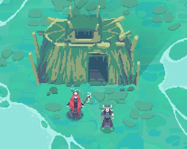 Myth-weaving RPG Moon Hunters is headed to PS Vita in late 2015