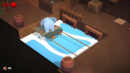 Yono and the Celestial Elephants review - A Switch adventure worth remembering?