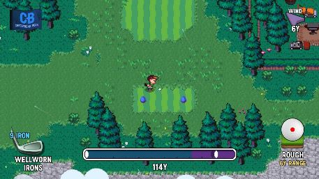 The Gold Award-winning RPG, Golf Story, is getting a physical Switch release and we