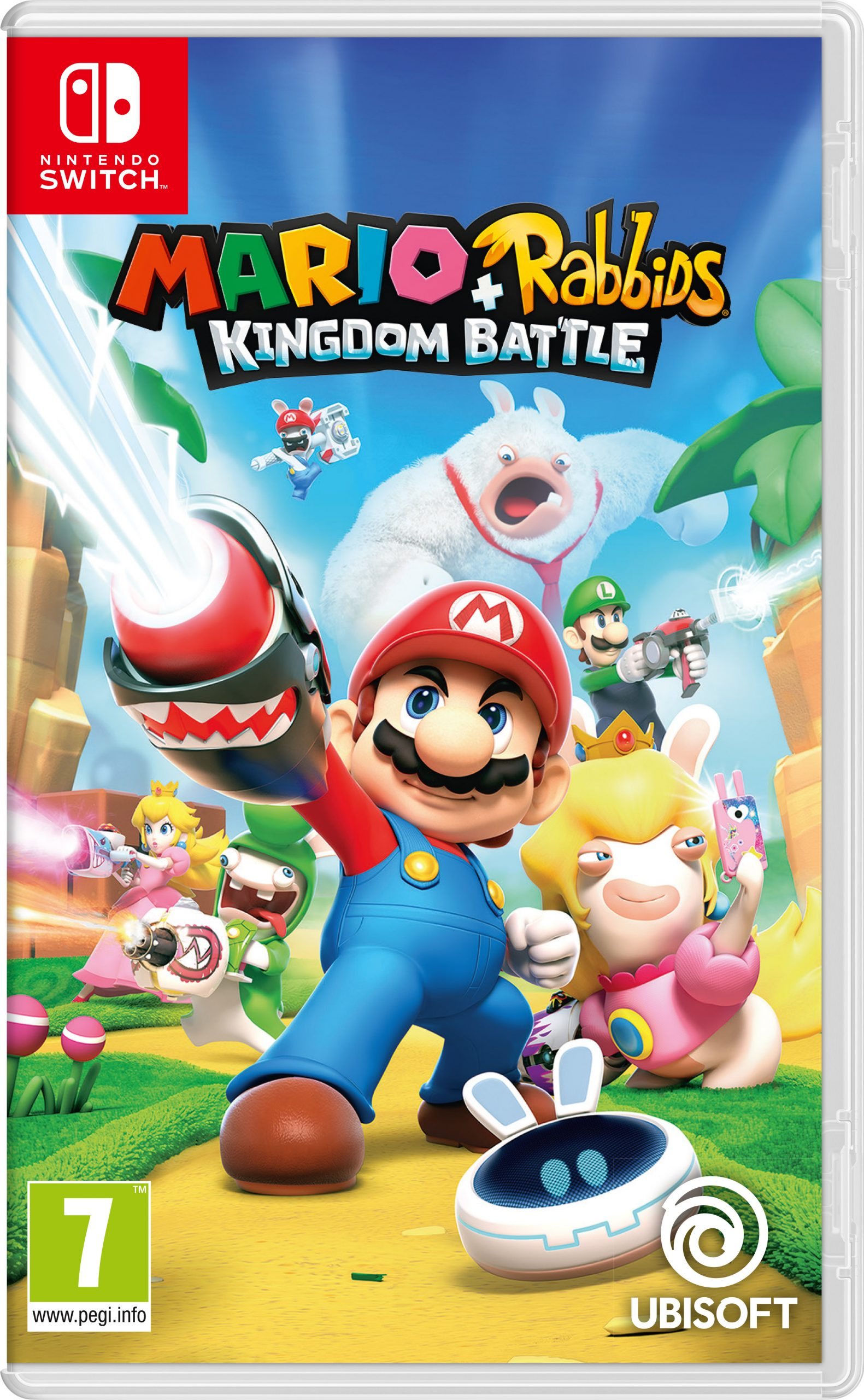 Mario + Rabbids: Kingdom Battle review - The best Nintendo Switch exclusive so far