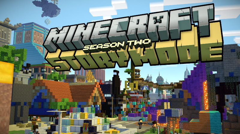 Minecraft: Story Mode - Season 2, episode one review - more than just some block-heads