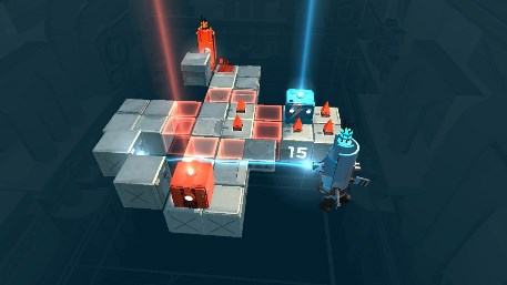 Death Squared review - Puzzling and yelling with friends