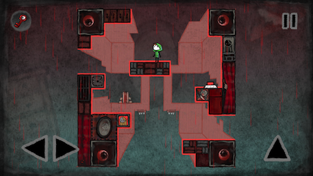 Heart Maze review - A gloomy puzzler that