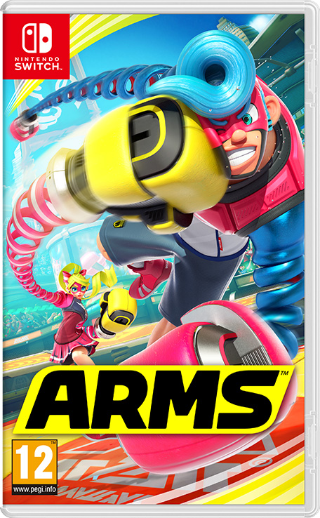 Arms Nintendo Switch review - A system seller or complete flail-ure?