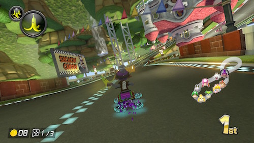 Mario Kart 8 Deluxe review - A kart racer with infinite variables