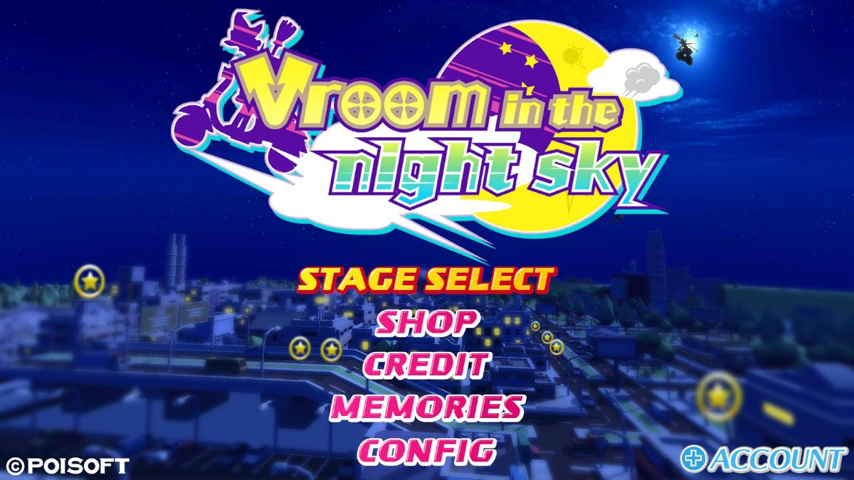 Vroom in the Night Sky review - Worth a punt on Nintendo Switch?