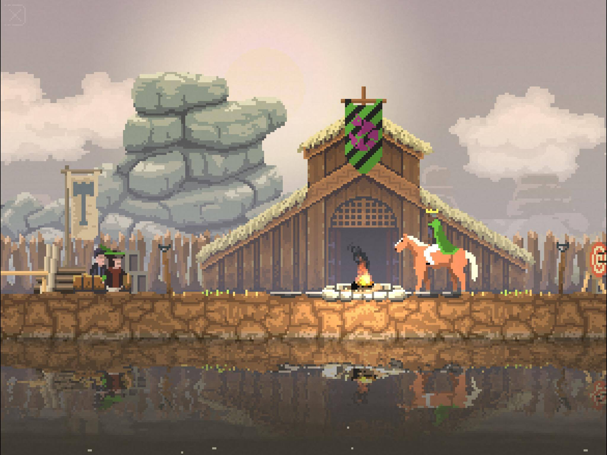 Gold Award-winning Kingdom: New Lands receives its first sale
