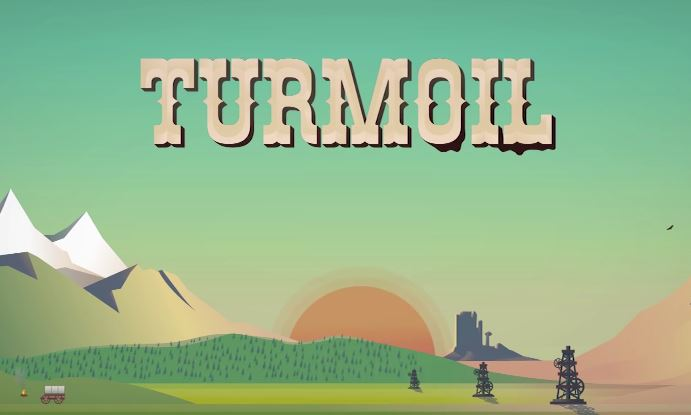 [Update] Become a wealthy oil baron in the simulation game Turmoil, out now on iPad