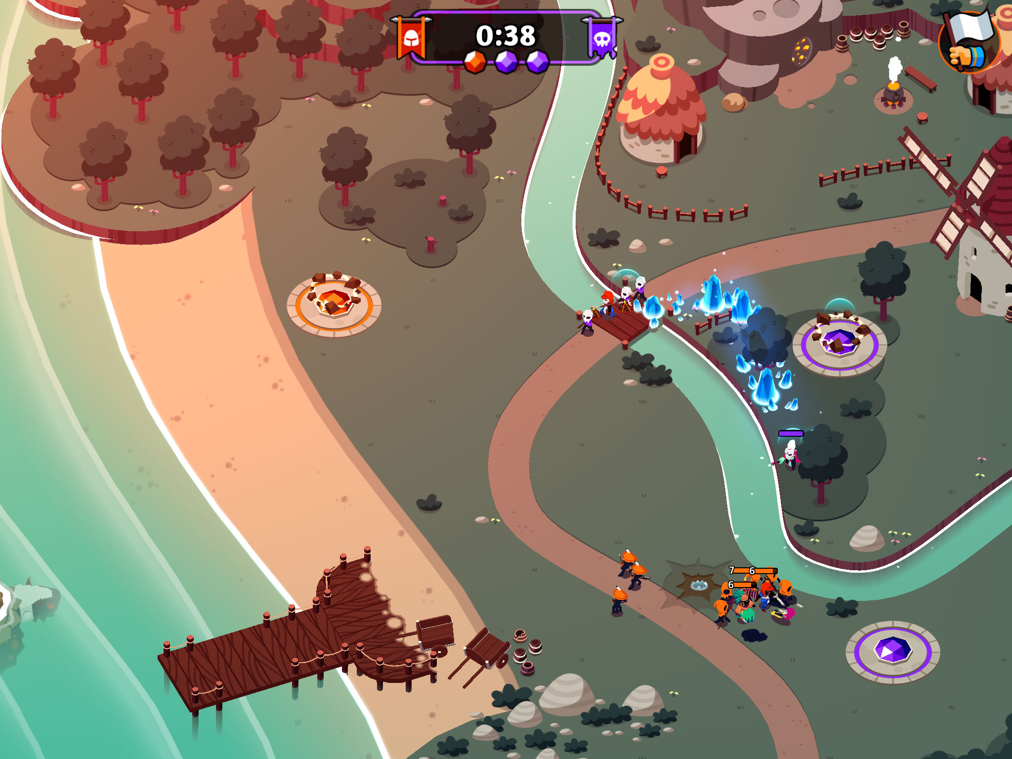 Battleplans review - A decent, easy-to-play strategy game