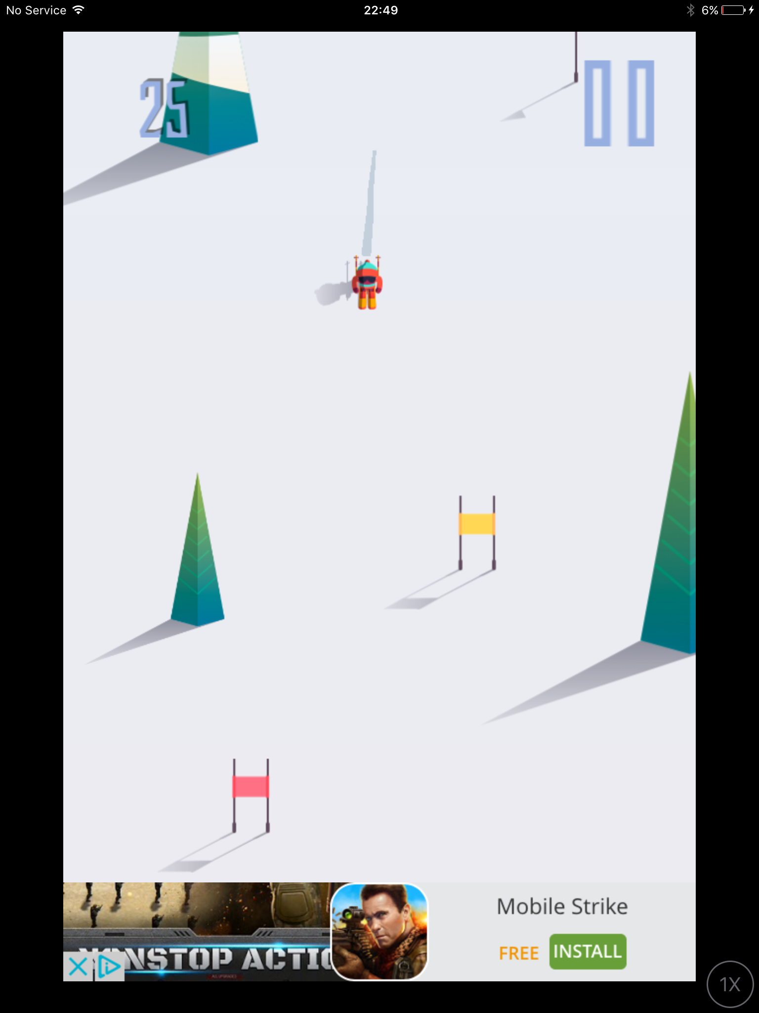 Arctic Smash review - Two games, not worth the price of one