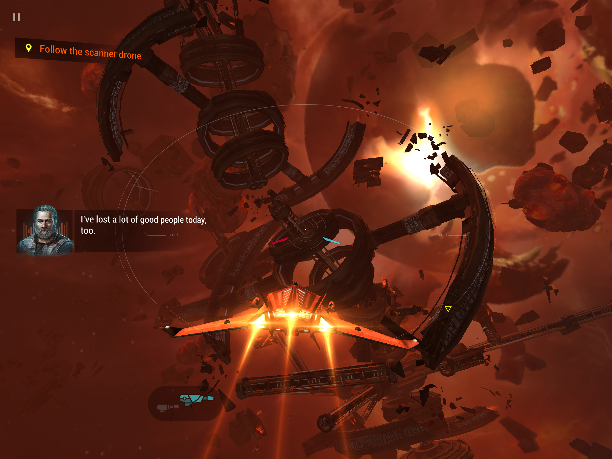 Galaxy on Fire 3 - Manticore review - A space shooter with an awful lot going for it