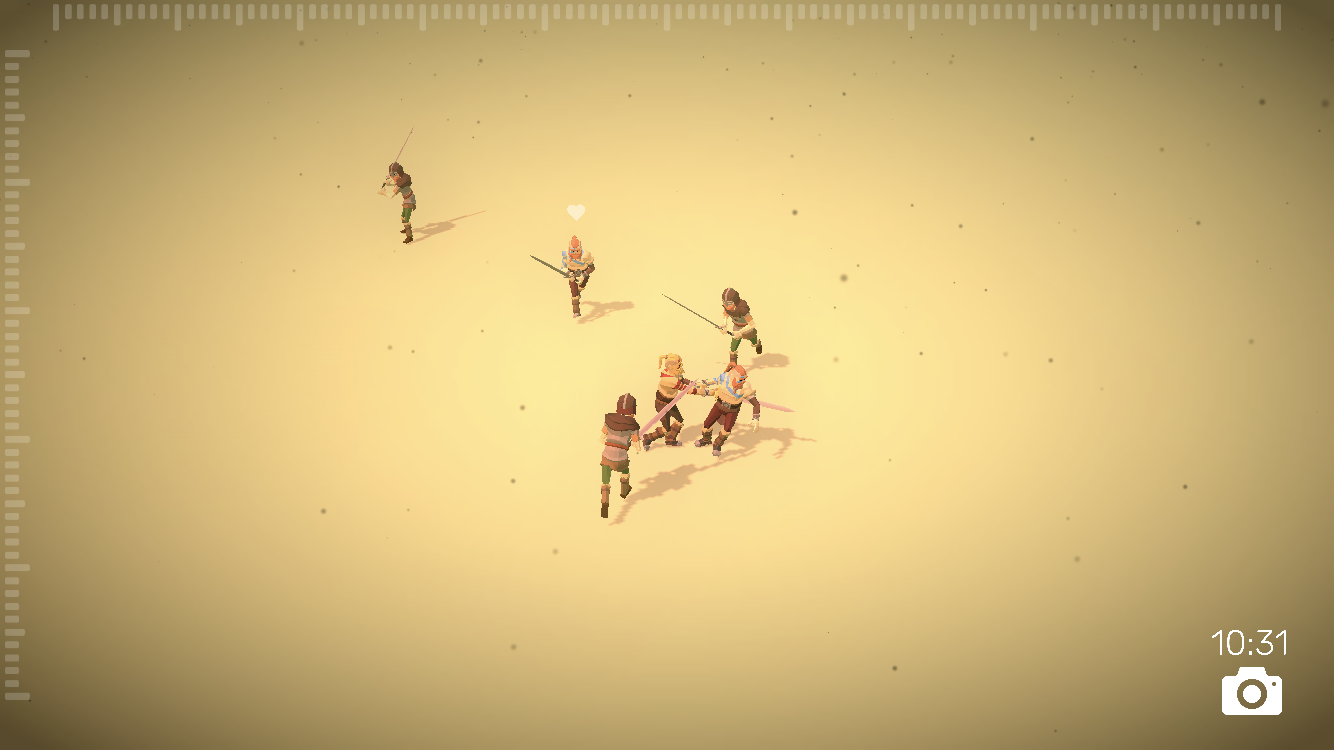 A Way to Slay review - A hack and slash game with a smart puzzling twist