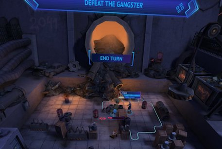 Augmented Empire review - A virtual reality worth sinking into?