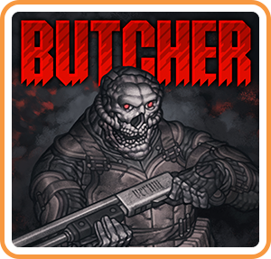 BUTCHER Nintendo Switch review - A twin stick shooter to die for