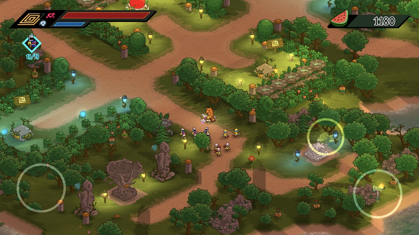 Barbearian review - A brawler that takes a while to get going, but it