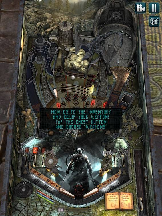 Bethesda Pinball review - Up pin creek without a paddle