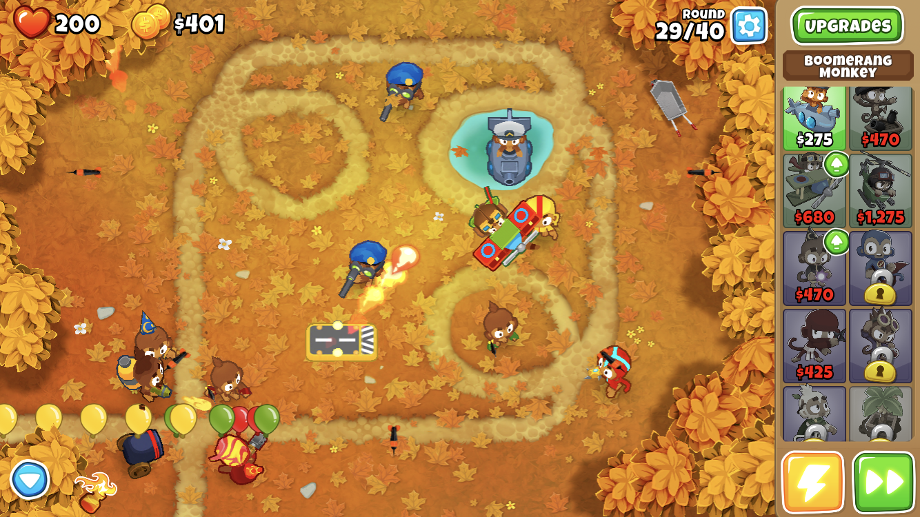 Bloons TD 6 review - A tower defence series that