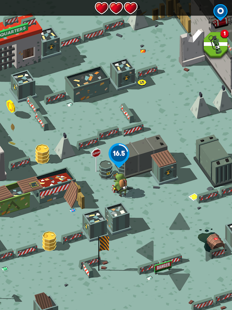 Bomb Hunters review - A smart arcade experience that
