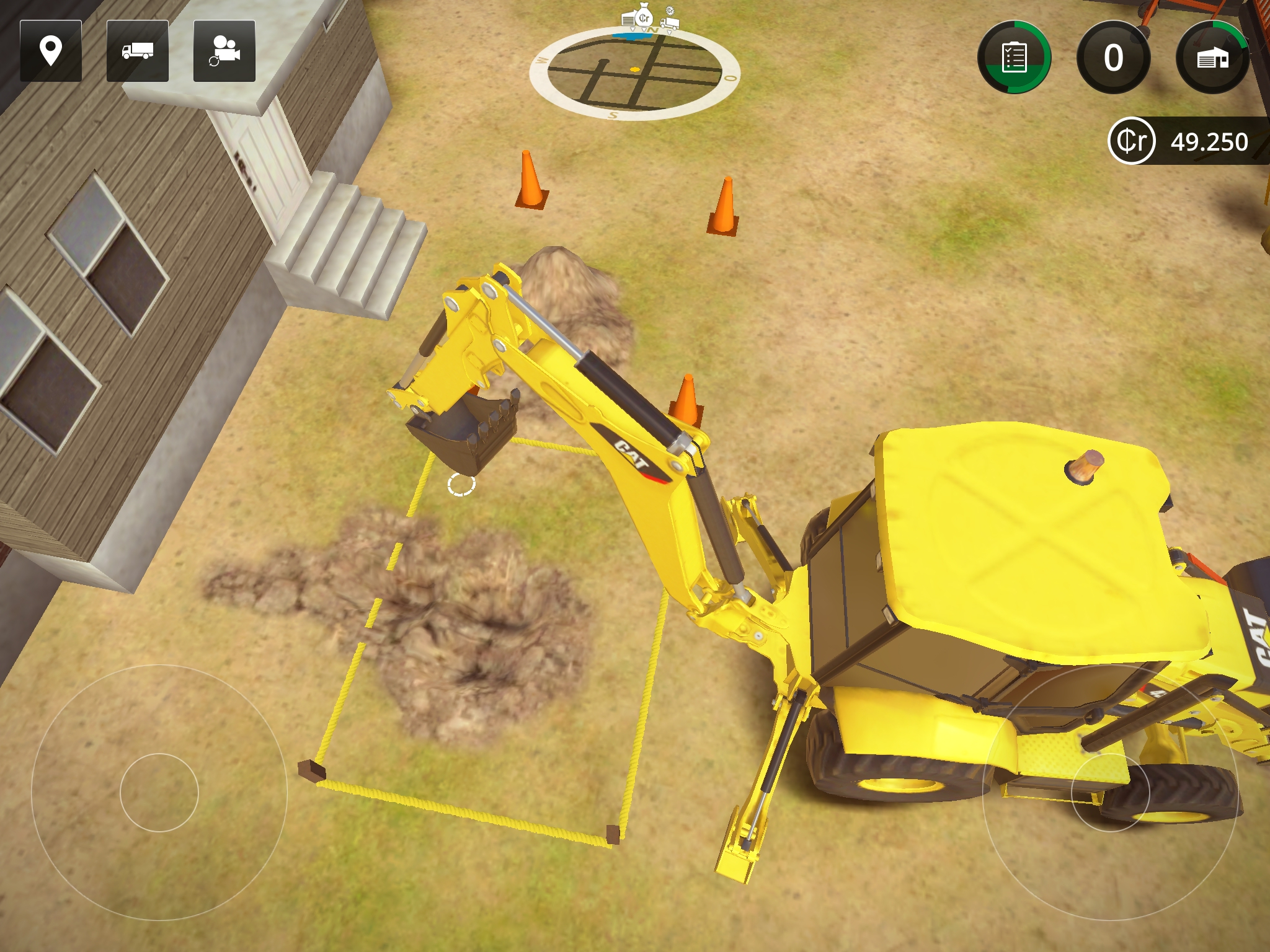 Construction Simulator 2 review - The name says it all