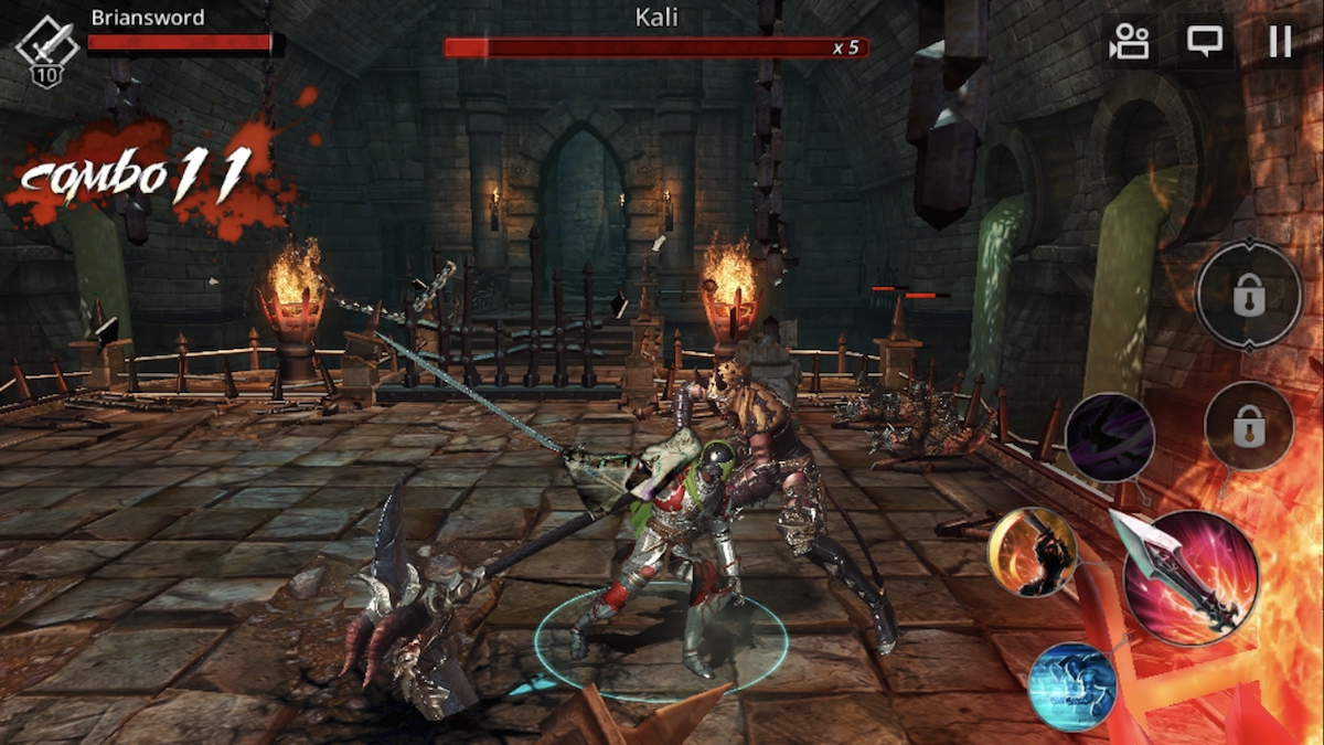 Darkness Rises review - An action slasher that