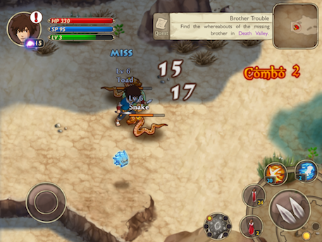 Djinn Caster review - An action RPG with a fresh coat of paint