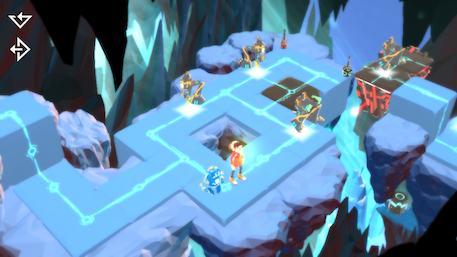 Eden: Renaissance review - A game that fits a bit too comfortably in the Lara Croft GO mould